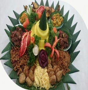 Pesan Nasi Tumpeng di Bekasi | Tumpeng susun