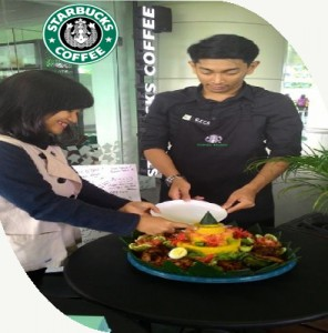 Pesan Nasi Tumpeng di  Bekasi |  starbuckss