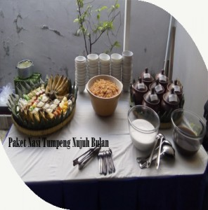 Pesan Nasi Tumpeng di Bekasi | paket nujuh bulan