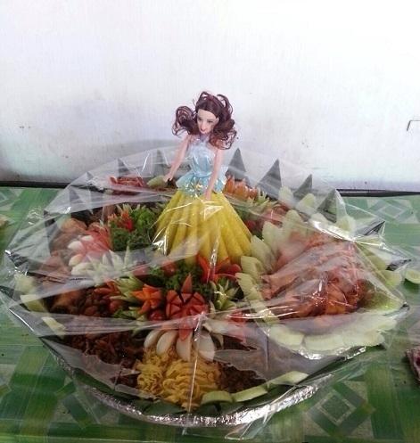 nasi tumpeng ulang tahun di jakarta