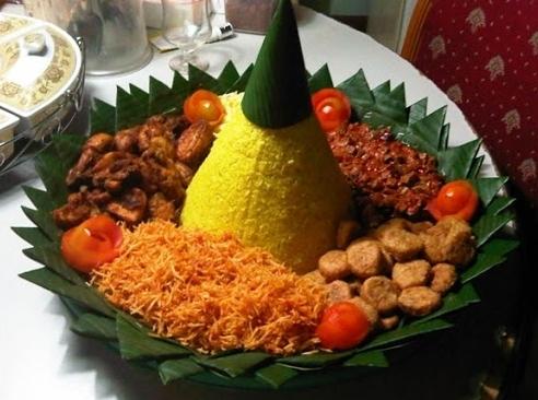Pesen Nasi Tumpeng Jakarta Timur