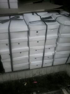Pesan Nasi Box di Petamburan