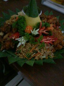 Pesan Nasi Tumpeng Di Cempaka Putih Jakarta Pusat