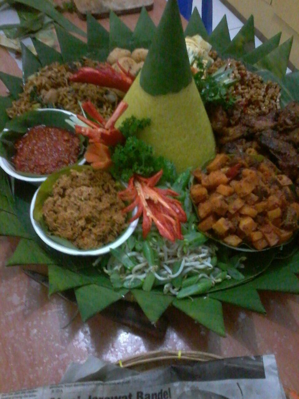 Nasi Tumpeng Murah Jakarta Timur