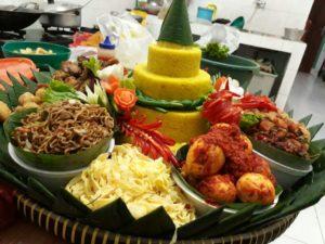 Pesan Nasi Tumpeng Di Kebayoran Lama Jakarta Selatan