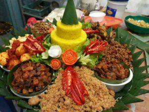 Pesan Nasi Tumpeng Pasar Minggu Jakarta Selatan