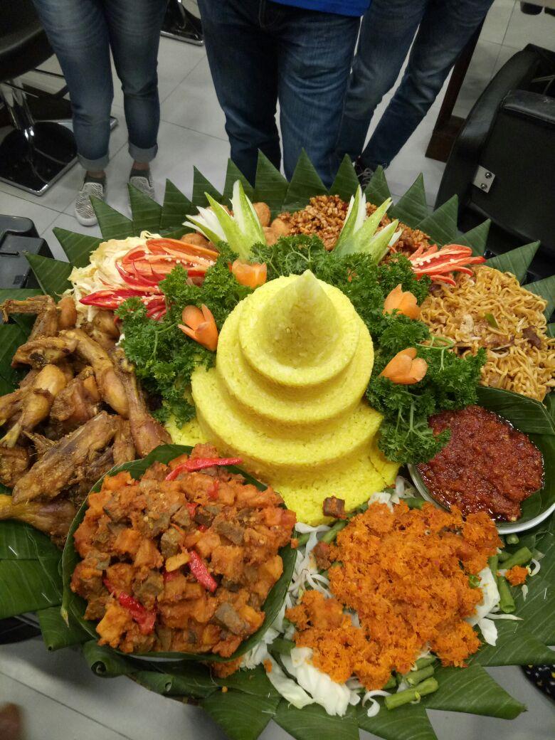 Pesan Nasi Tumpeng Kramat Jati Jakarta Timur