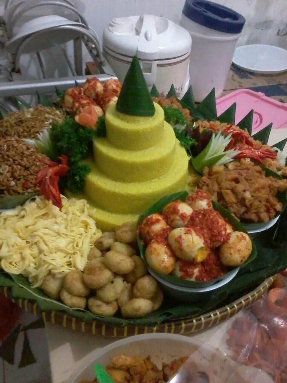 Jual Nasi Tumpeng Di Jakarta Selatan