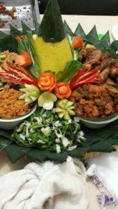 Nasi Tumpeng Di Kemayoran Jakarta Pusat