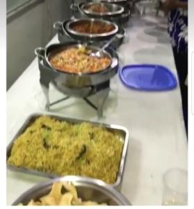 Catering Prasmanan Untuk 50 Orang