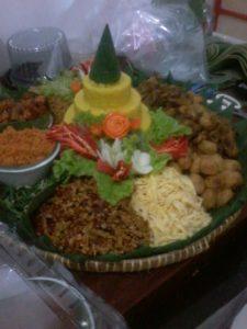 Jual Nasi Tumpeng Di Slipi Jakarta Barat