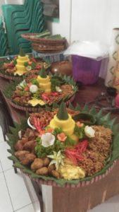 Tumpeng Nasi Kuning Enak Di Jakarta