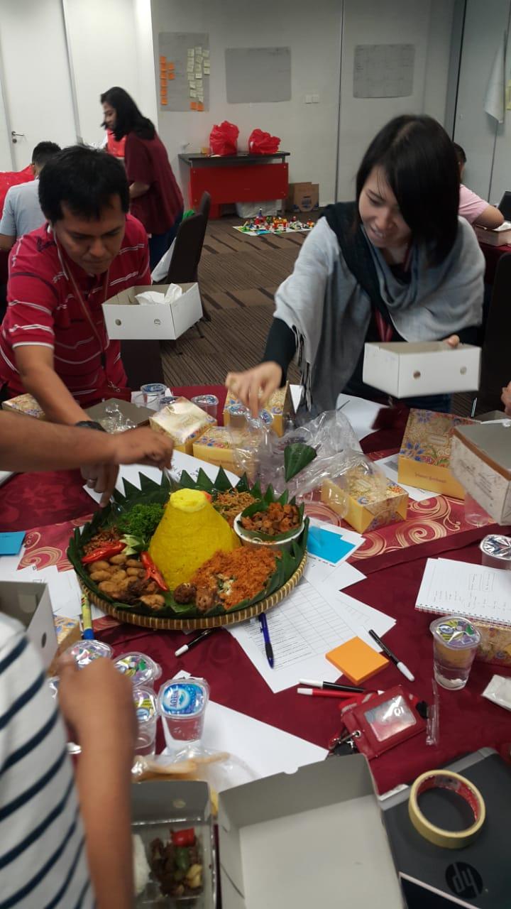 Pesan Nasi Tumpeng Cibubur Jakarta Timur