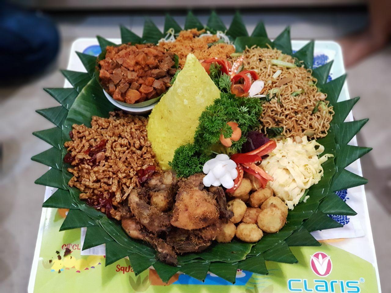 Pesan Nasi Tumpeng Kemang Jakarta Selatan
