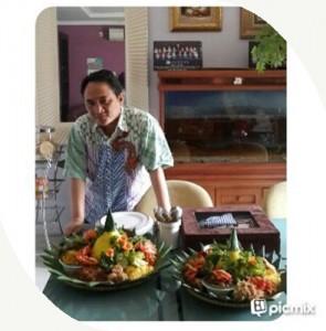 Pesan Nasi Tumpeng Gandaria Jakarta selatan