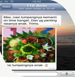 Pesan Nasi Tumpeng Yang Enak di Jakarta
