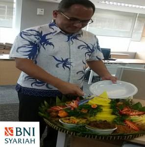 Pesan Nasi Tumpeng Kuning di Jakarta Timur