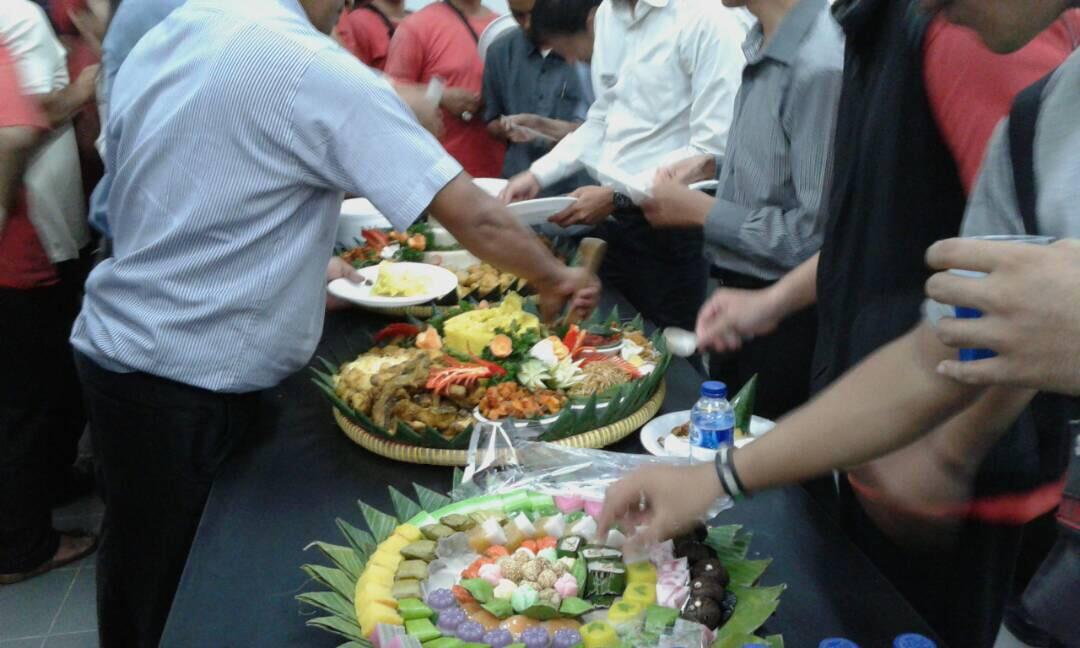 Catering Nasi Tumpeng