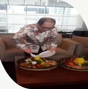 Pesan Nasi Tumpeng Syukuran di Bekasi