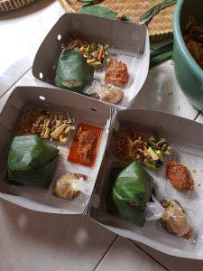 Pesan Nasi Box di Bekasi Barat