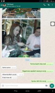 Pesan Nasi Tumpeng Di Tanjung Priuk Jakarta Utara