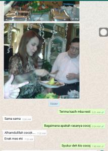 Pesan Nasi Tumpeng Syukuran di Jakarta Selatan