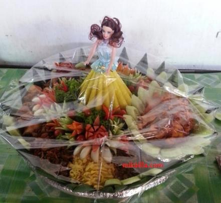 nasi tumpeng ulang tahun anak