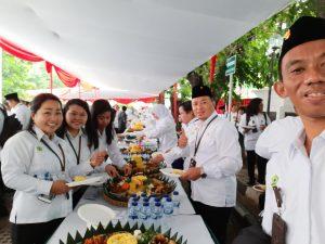 Pesan Nasi Tumpeng Di Kampung Melayu Jakarta Timur