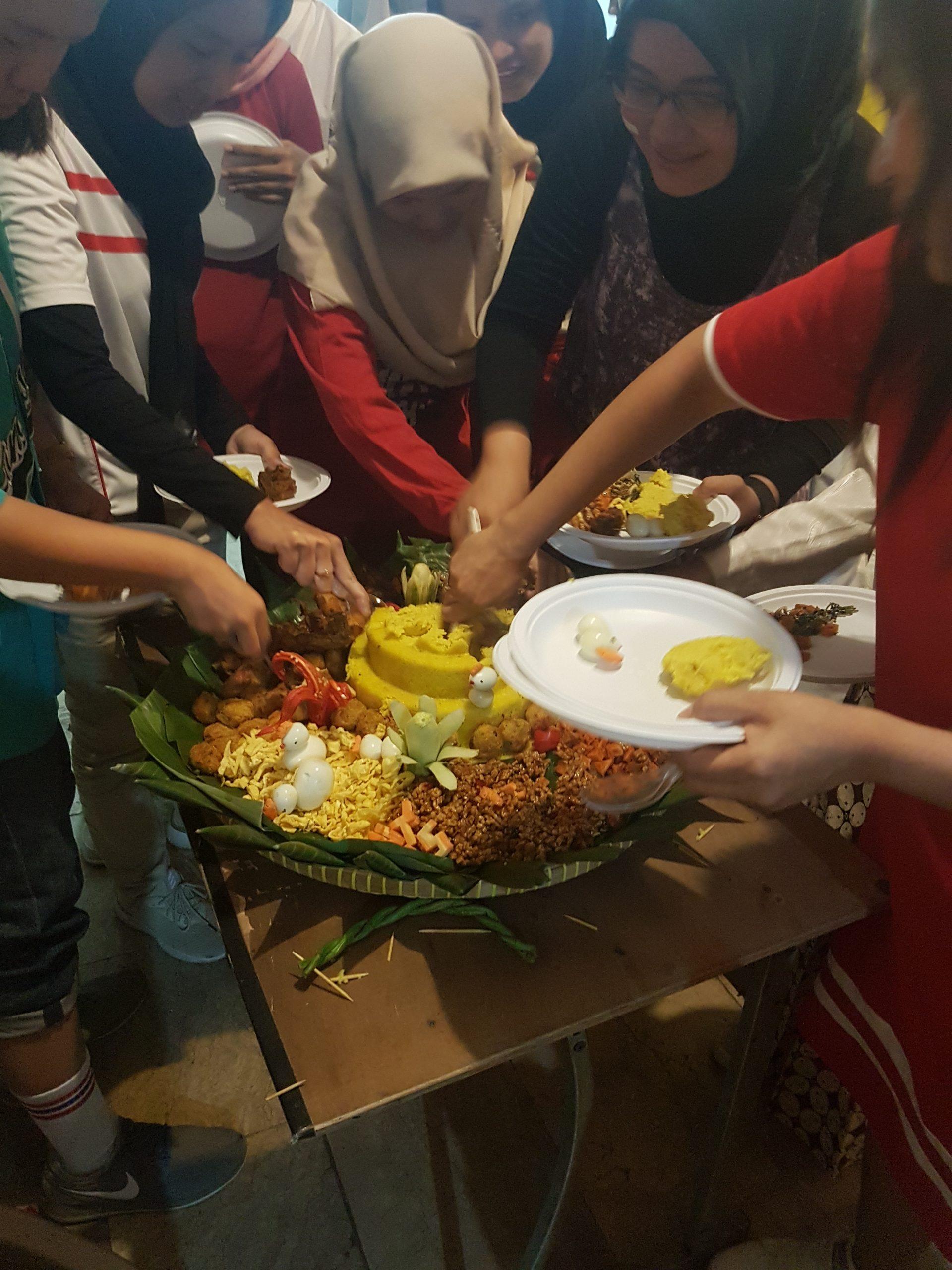 Tempat Order Nasi Tumpeng di Jakarta yang Enak
