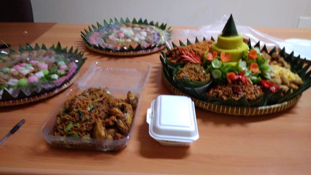 Nasi Tumpeng yang Enak dan Sedap di Jakarta