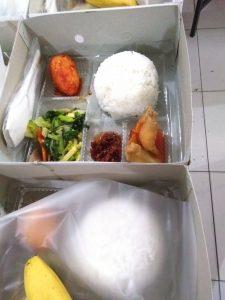 Pesan Nasi Box di Cibubur