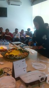 Pesan Nasi Tumpeng di Pondok Kelapa