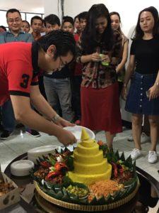 Pesan Nasi Tumpeng di Benhil Jakarta Pusat