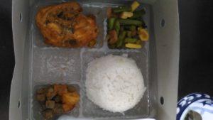 Pesan Nasi Box Di Taman Sari