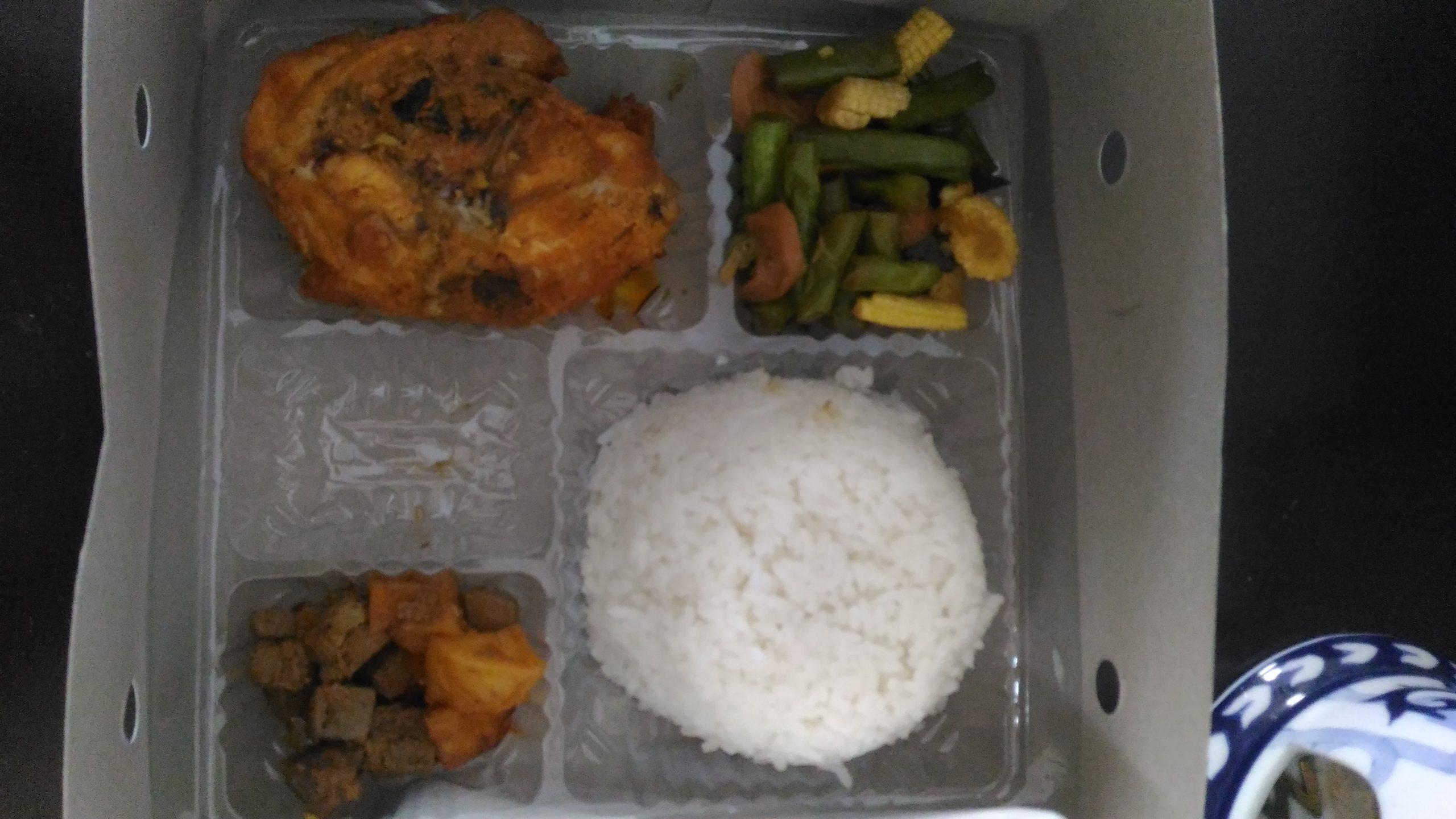 Paket Nasi Box Murah Cakung Jakarta Timur