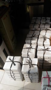 Pesan nasi box di senen jakarta pusat