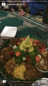 Pesan Nasi Tumpeng Di Kramat Jati Jakarta Timur