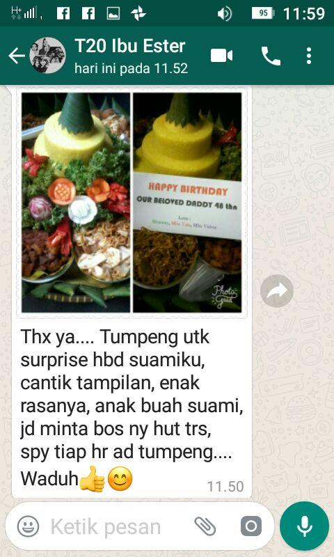 Pesan Nasi Tumpeng Di Kelapa Gading Jakarta Utara