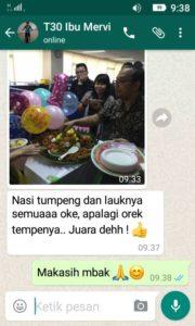 Pesan Nasi Tumpeng Di Pulogebang Jakarta Timur