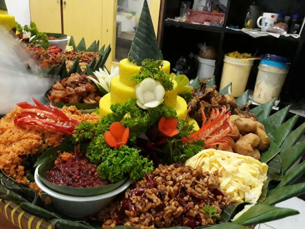 Pesan Nasi Tumpeng Gambir Jakarta Pusat