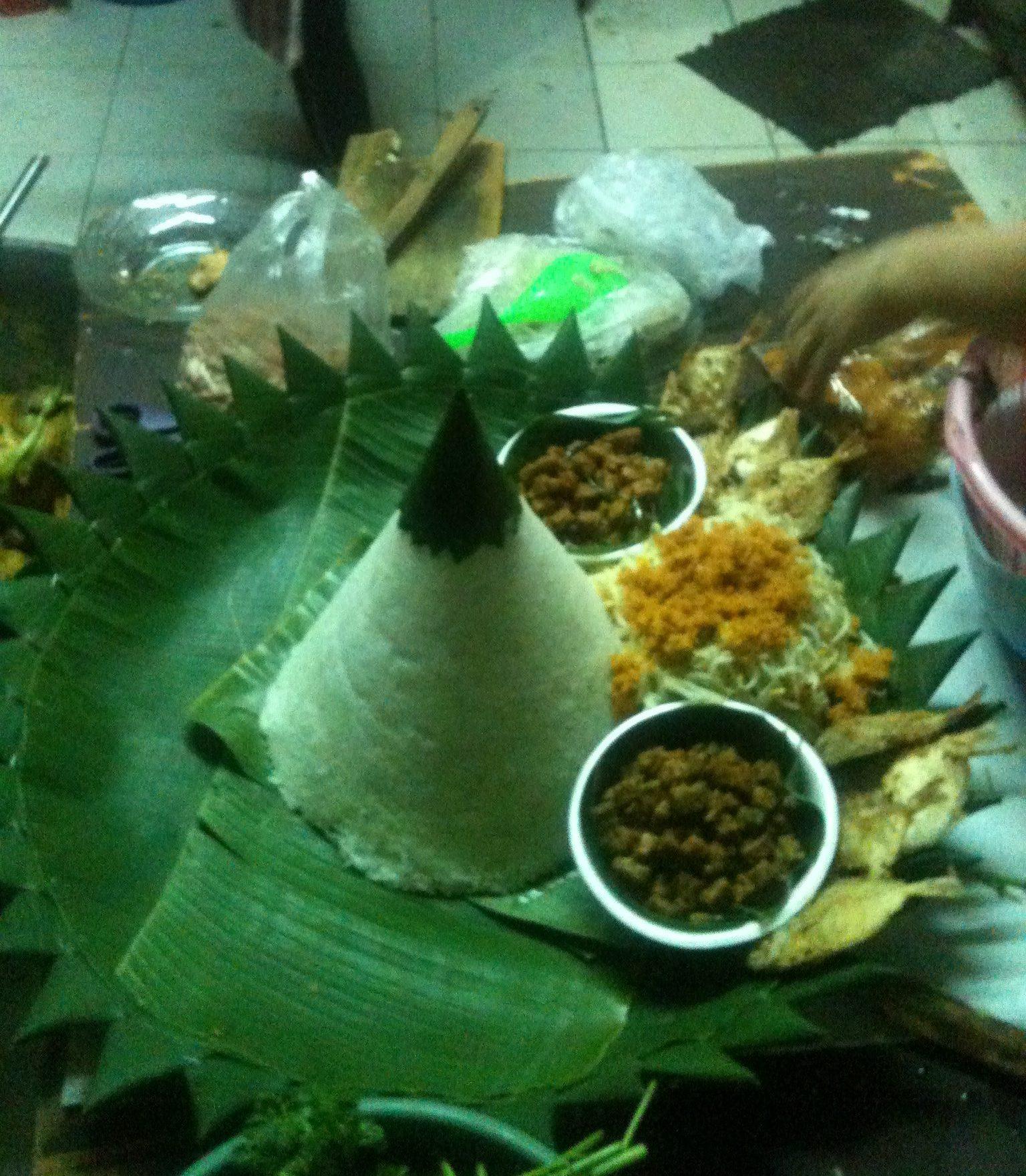 Pesan Nasi Tumpeng Pancoran Jakarta Selatan