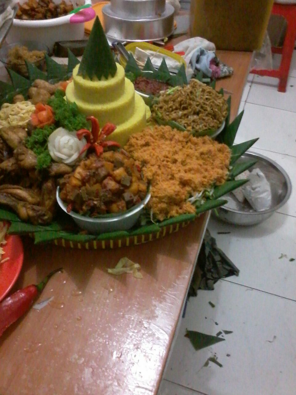 Pesan Nasi Tumpeng Sawah Besar Jakarta Pusat