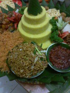 Pesan Nasi Tumpeng Tanah Abang Jakarta Pusat