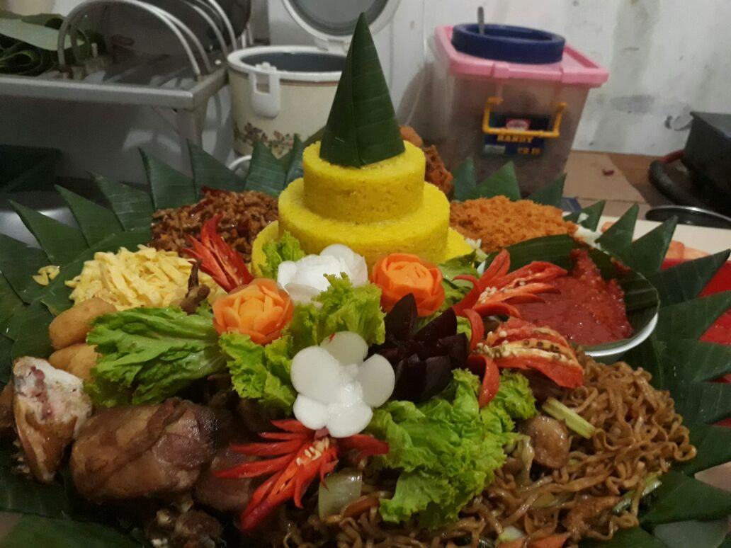 Pesan Nasi Tumpeng Di Tanjung Priok Jakarta Utara