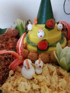 Pesan Nasi Tumpeng Di Bantar Gebang Bekasi
