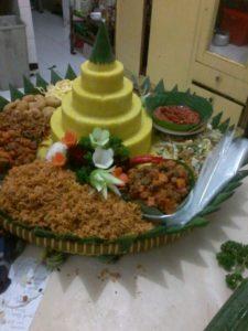 Pesan Nasi Tumpeng Di Senayan Jakarta Selatan