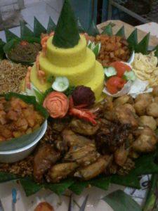 Jual Nasi Tumpeng Di Cempaka Putih Jakarta Pusat
