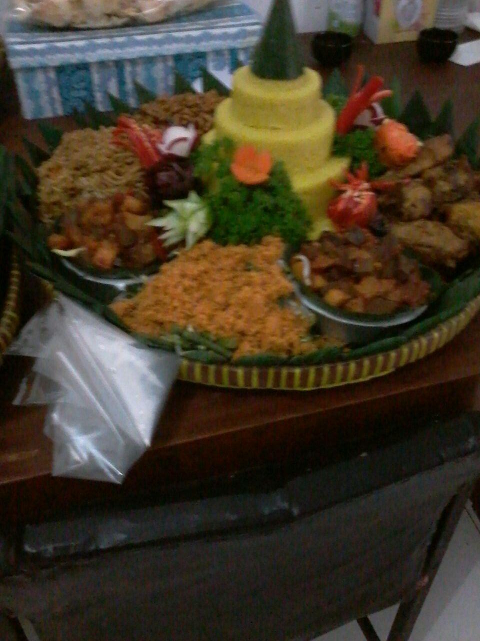 Jual Nasi Tumpeng Di Rawamangun Jakarta Timur