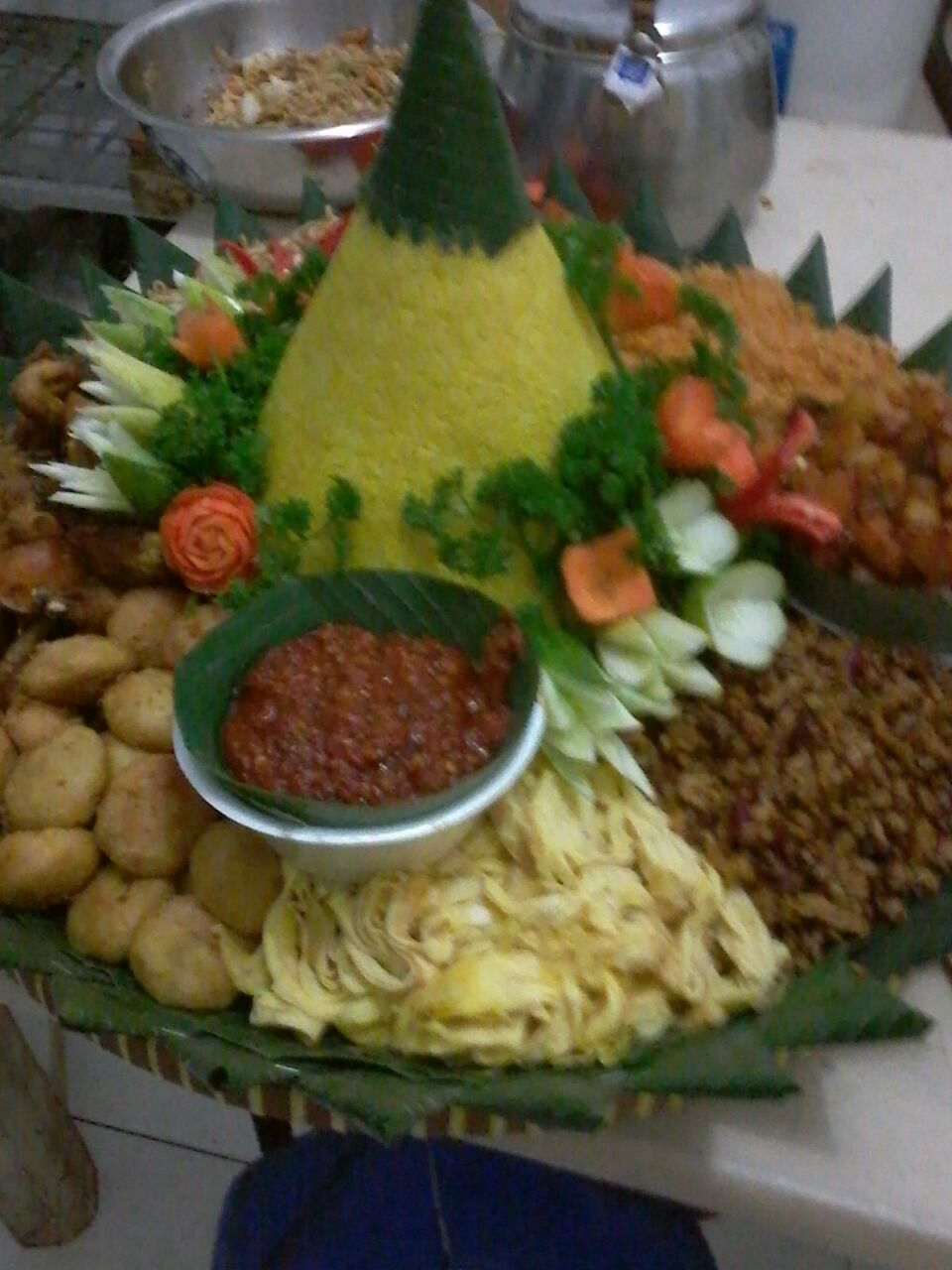 Jual Nasi Tumpeng Di Tanjung Priok Jakarta Utara