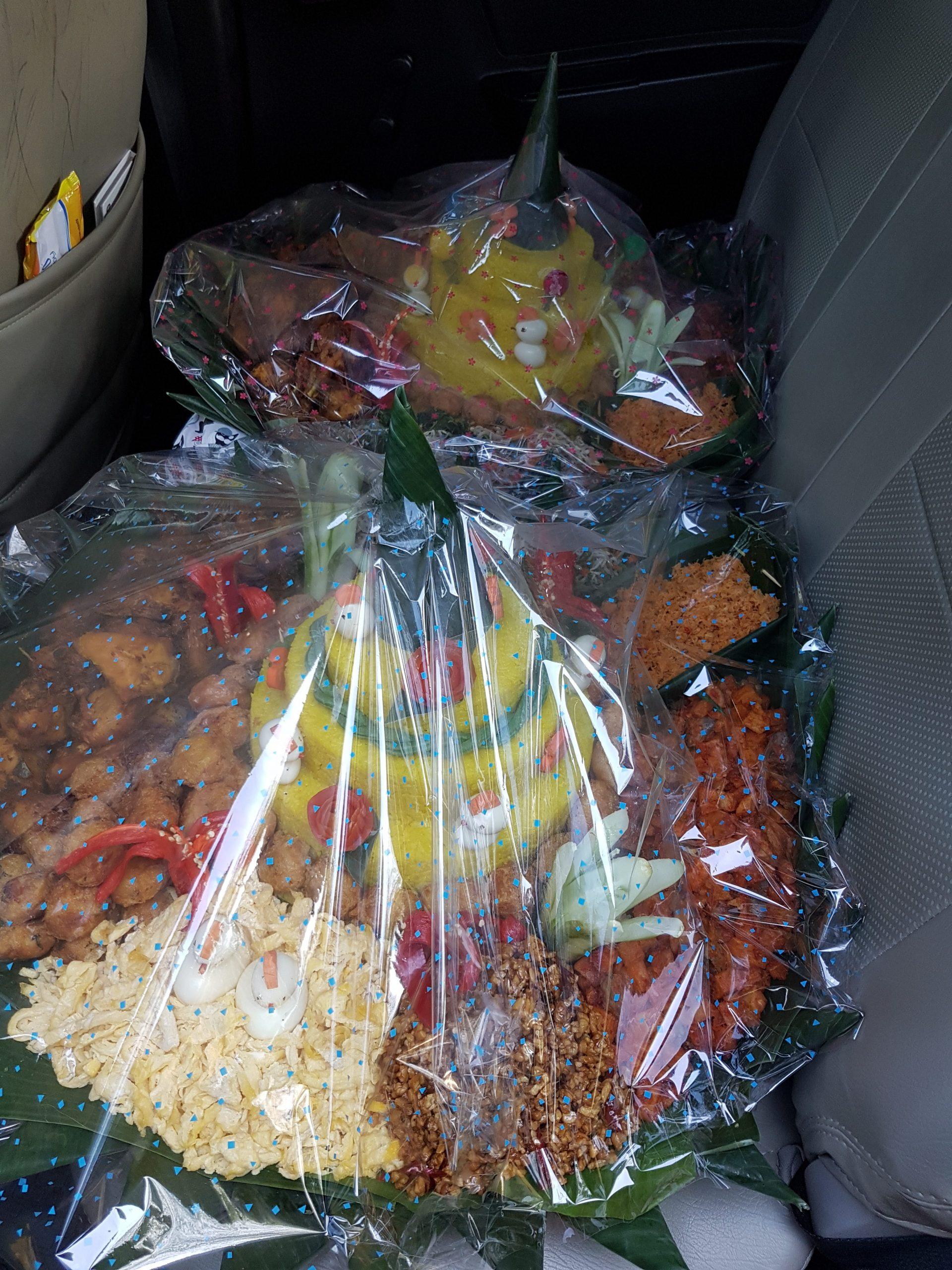 Pesan Nasi Tumpeng Di Pasar Baru Jakarta Pusat